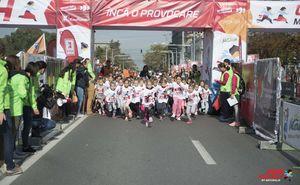В Кишиневе проходит детский забег Kids Run Day by Naturalis