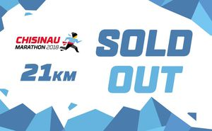 All slots for the 21 km by Technosoft race were sold out