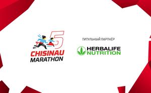 Herbalife – титульный партнер дистанции 5 км на Chișinău Marathon