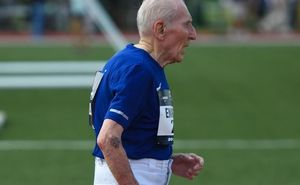 96-Year-Old Man Runs 42-Minute 5K to Break World Record for His Age
