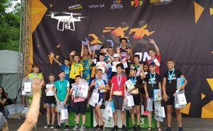 В Молдове прошел детский чемпионат по триатлону Kids Triathlon Triumph