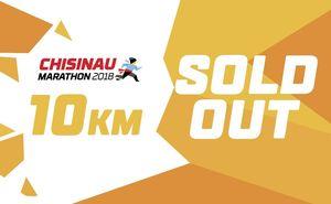 SOLD OUT 10 km! Au mai rămas locuri doar la cursele de 21 și 42 km