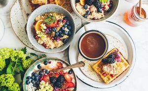 Марафонская диета: особенности меню