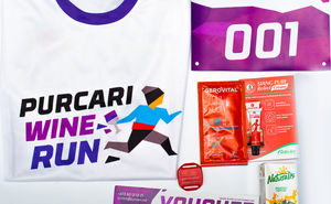 Purcari Wine Run 2018 starter packages are expecting their possessors