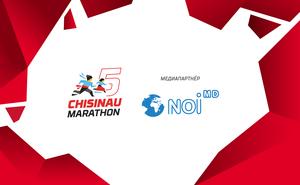 Noi.md — медиапартнер пятого Международного Кишиневского марафона