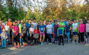 Sunday Long Run training session for Chisinau Marathon