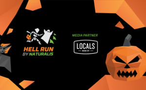 Locals.md invites you to Hell Run by Naturalis – the Halloween race