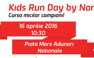 Registration has opened for Kids Run Day by Nordic
