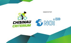 Noi.md — медиапартнер ежегодной городской велогонки Chisinau Criterium