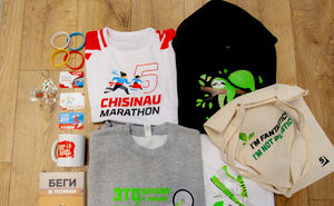 What souvenirs you may purchase as memento at Chisinau Marathon 2019