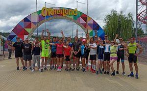 В Оргееве прошла подготовительная тренировка к Triathlon Triumph 2021