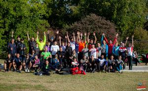 Участники готовы к Кишиневскому международному марафону