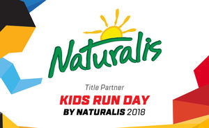 Naturalis – title partner for Kids Run Day 2018