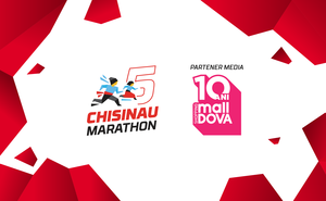 Maratonul din Chișinău va fi susținut de shopping Malldova