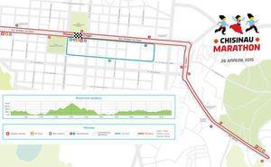 Трасса Кишиневского марафона получила сертификат FAM