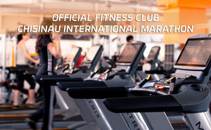 Energy Fitness is the official fitness club of Chisinau Marathon