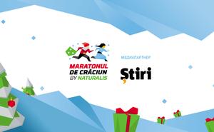 Știri.md – медиа-партнер волшебного Maratonul de Crăciun by Naturalis