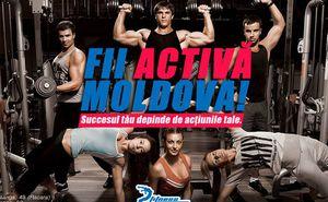 Fitness Doza is the general sports partner of Chisinau Criterium