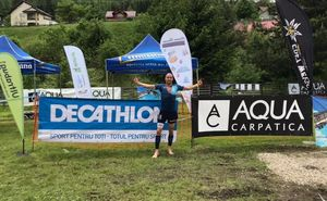 Виталий Георгицэ стал победителем ультрамарафона в Румынии