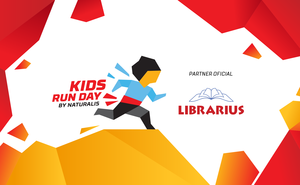 LIBRARIUS — official partner of Kids Run Day 2019
