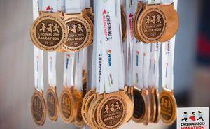 Maratonul Internațional din Chișinău. Istoria unei medalii (Video)