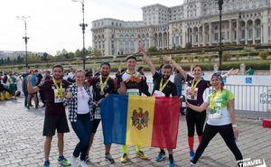 Молдавские спортсмены вернулись с Бухарестского марафона
