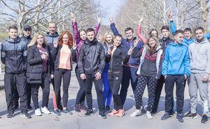 Puma Moldova is preparing for Chisinau Marathon