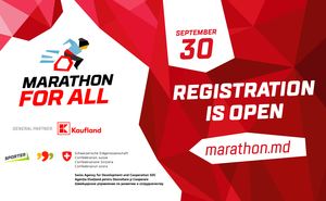 "Registration for ""Marathon for All"" is now open!"