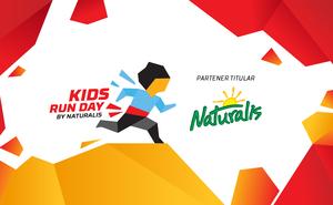 Naturalis - doza de energie pentru campionii Kids Run Day 2019