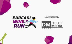 "Directmedia - partenerul tehnic ""Purcari Wine Run 2018"""