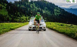 Škoda – титульный партнёр Velo Fun и официальный автомобиль Criterium
