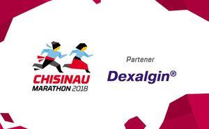 Dexalgin® - Pune stop durerii și hai la Chișinău International Marathon