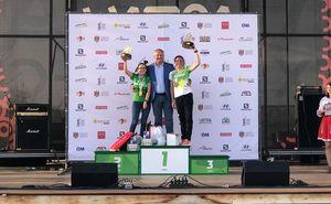 Президент РМ Игорь Додон лично наградил призеров абсолютной категории