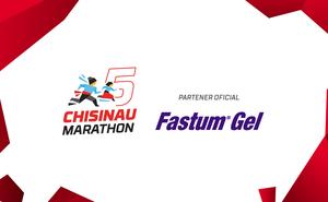 Fastum gel: Fără dureri la Maratonul Internațional Chișinău!