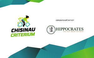 Заряжайтесь здоровьем на Chisinau Criterium с Hippocrates
