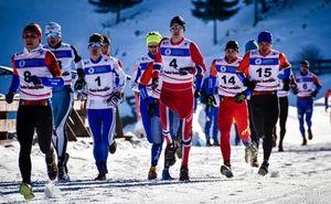 В Румынии завершился чемпионат Европы по зимнему триатлону