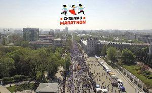 Ce vă așteaptă la Maratonul Internațional Chișinău