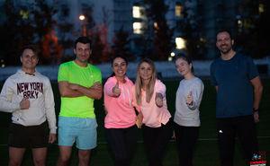 Как коллектив Smile Dent тренируется перед Кишиневским марафоном