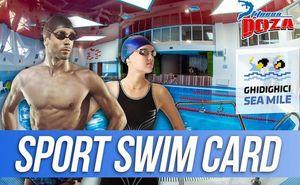 "Карта ""Sport Swim"" от Fitness Doza для всех участников Sea Mile 2015"