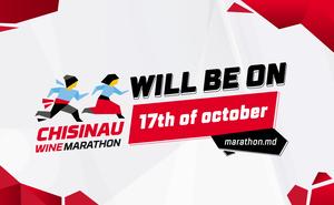 The date of the Chisinau Marathon has changed!