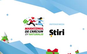 Știri.md - partener media al magicului Maraton de Crăciun by Naturalis