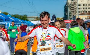 The complete list of the Chisinau Marathon winners in the age categories
