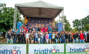 Чемпионат по триатлону Triathlon Triumph by BMW i пройдет в эти выходные