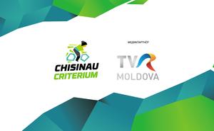 TVR MOLDOVA — медиапартнер ежегодной велогонки Chisinau Criterium 2019