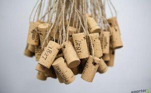 Символические медали забега Purcari Wine Run ожидают своих финишеров