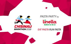 Linella заряжает тебя энергией на Pasta Party