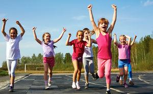 Важность спорта в жизни детей