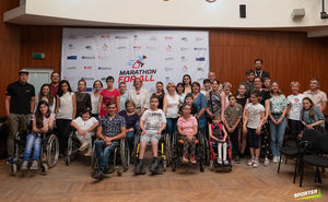 В Кишиневе прошел семинар Marathon for All