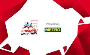 Peste 100 de angajați ai companiei METRO vor alerga Maratonul