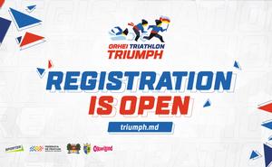 Чемпионат Молдовы по триатлону Triathlon Triumph пройдет в Оргееве